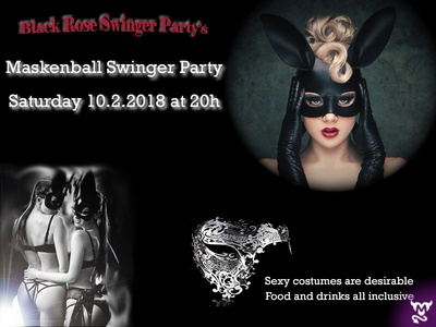 MASKENBALL SWINGER PARTY