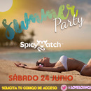 SUMMER PARTY | SÁBADO 24 JUNIO | PURPURA LOVE