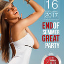 End Of Summer Great Party