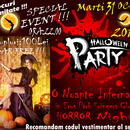 Night Halloween Horror – SPECIAL EVENT !!!