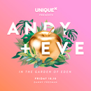 ANDY + EVE: in the Garden of Eden