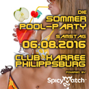 Hot n Dirty Summer Pool Party