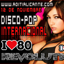 I LOVE 80'S CON DJ REVOLUTION..!