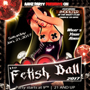 Aahz's Fetish Ball at Caliente Resort