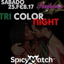 Tricolor Night en Purpura / Sábado 28 Febrero