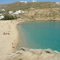Southern Mykonos Beaches