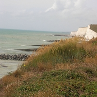 Telscombe Cliffs Beach