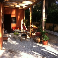 b&b THE GARDEN-ROMA per COPPIE